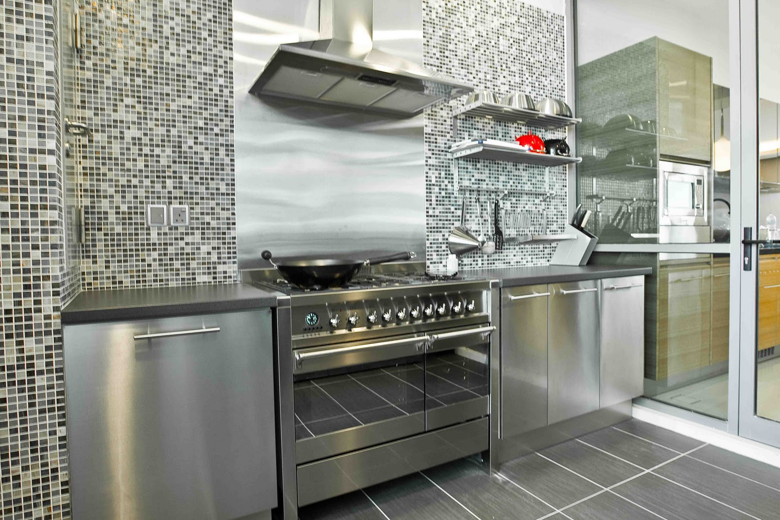 stainless steel kitchen shelves stainless steel kitchen cabinets Remarkable IKEA Kitchen Shelves Stainless Steel kB jpeg