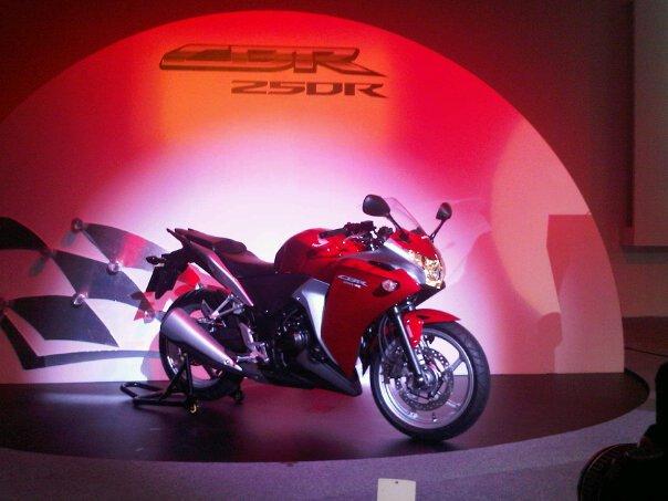 Honda CBR250R ~ Automotive Information