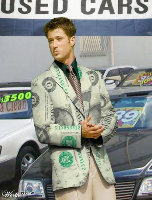 Reality Bytes Death Of A Used Car Salesman Part 2