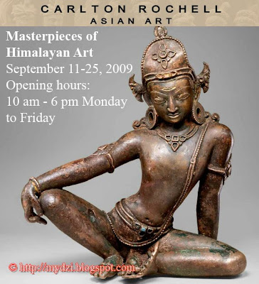 Indra Staue at MASTERPIECES OF HIMALAYAN ARTS Catalogue