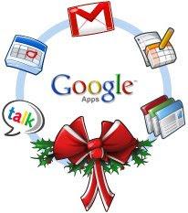 Sharing The Holiday Spirit On Google Sites