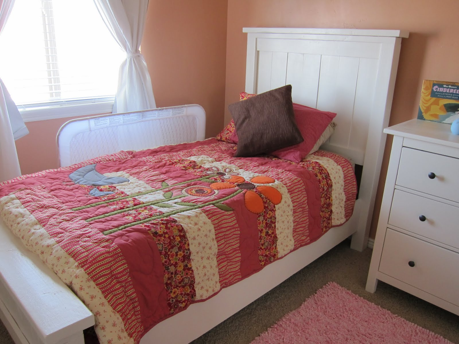 Suggested Standard Quilt Sizes for Beds. Our suggested quilt size dimensions are based in most cases on a mattress depth of 15″. No extra length is included for a pillow tuck. Quilting, if moderate to heavy, may reduce the finished size of your quilt by 1″ to 3″ or more and should be considered when planning the finished size of your quilt.