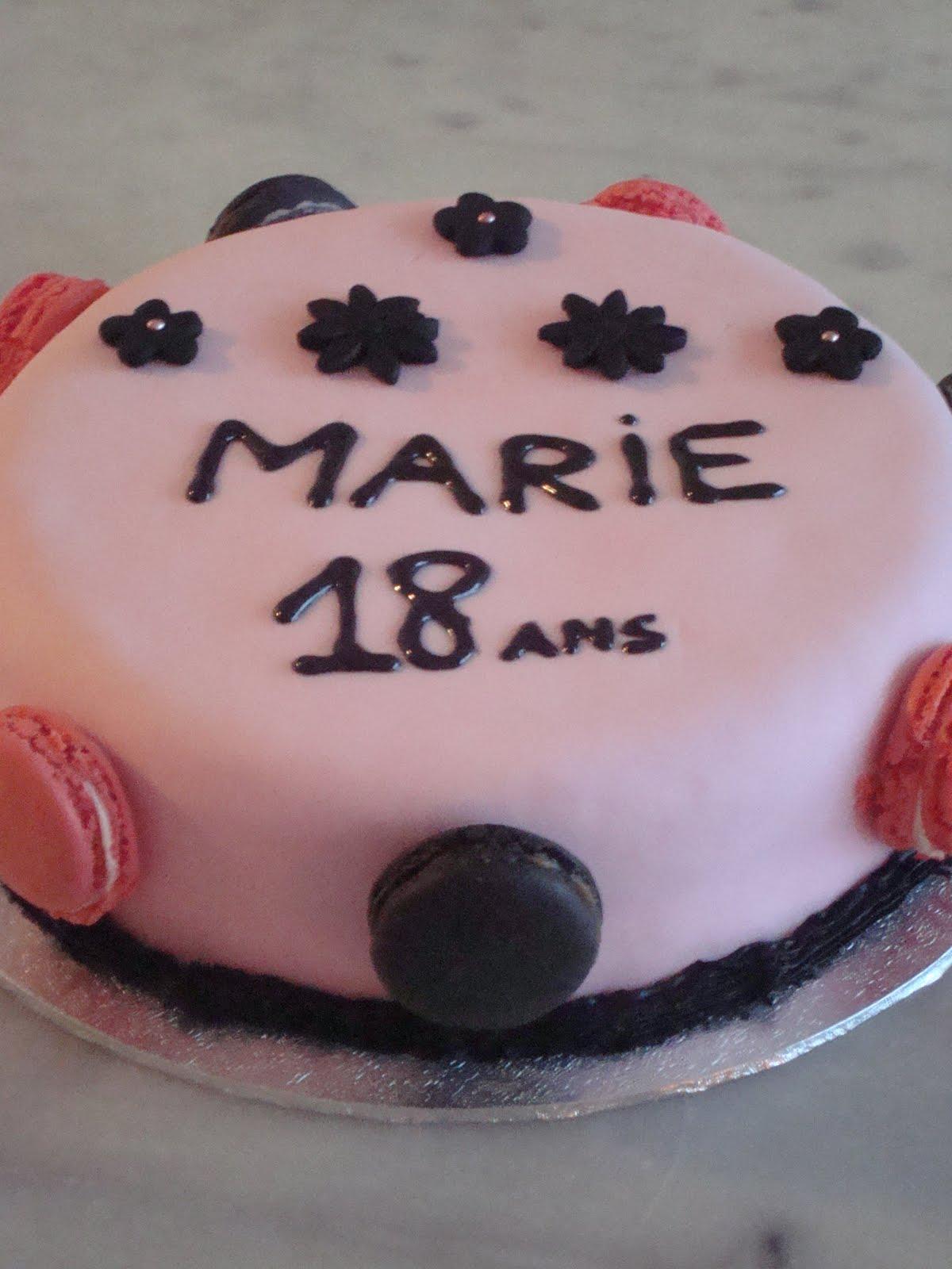 Les Cupcakes D Anne So Gateau Pour Jeune Fille Chic Et