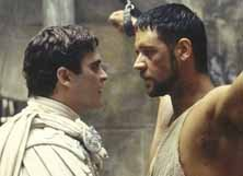 The manly perfection of Russell Crowe