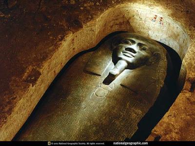 Inside Of Pyramid @ strange world