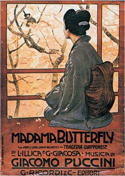 Madama butterfly - Giacomo Puccini