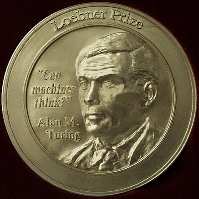 "Loebner Prize - ""Can machines think?"" - Alan M. Turing"