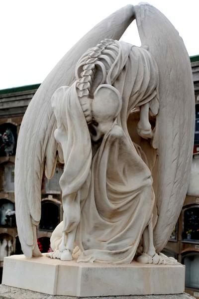 El beso de la muerte - dødens kys
