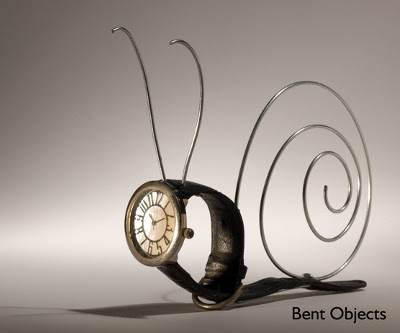 Bent Objects: Snail