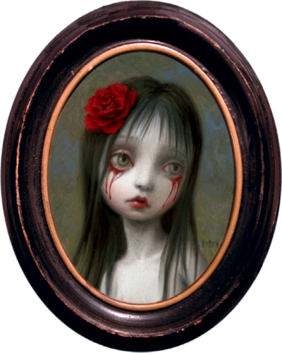 Rose by Mark Ryden