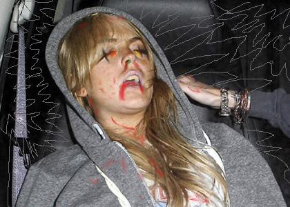 Illuminati Trend Zombie: Ryan NigaHiga attacked by a crazy