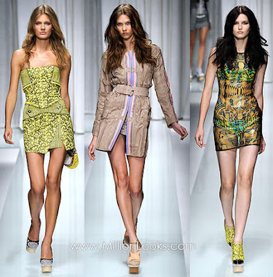 df01f114e3 A divattervező ruháit ugyanis Tim Burton filmje, az Alice Csodaországban  ihlette. Versace