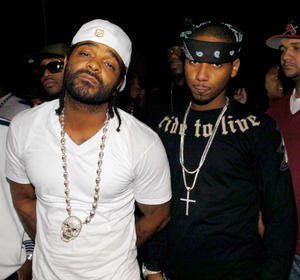 jim Jim Jones' Bodyguard Busted For Brawling W/ Cops At Summer Jam
