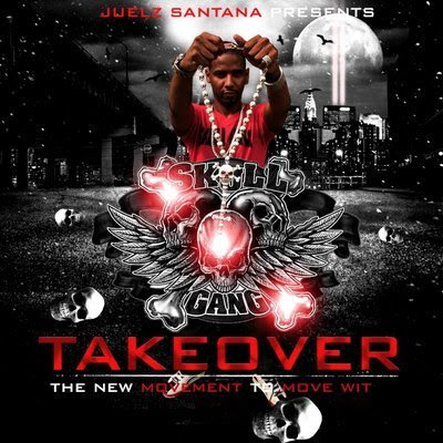 juelz-takeover Juelz Santana Presents Skull Gang Takeover (Mixtape)