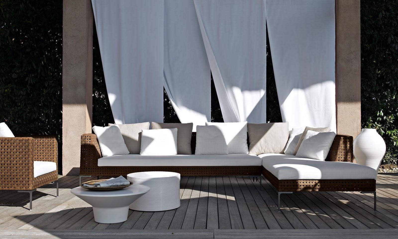 Walters nyc blog b b italia outdoor collection for B b italia outdoor