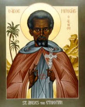 Saint Moses the Black
