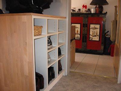 katrins crib billy als schuhregal. Black Bedroom Furniture Sets. Home Design Ideas