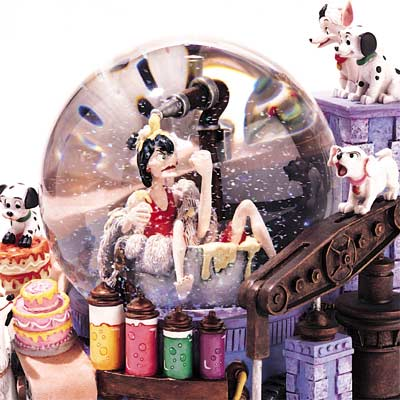 My Cruella Collection | Sparky's 101 Dalmatians Community