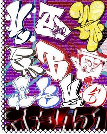 Graffiti Art Designs Gallery Graffiti Design Style 2010 Letter A Z