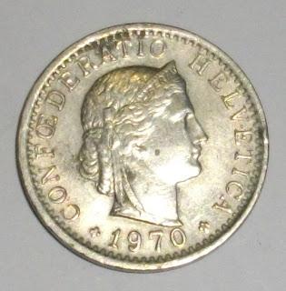Indonesia Collectors Antique Coin 1970 Confoederatio