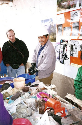 Traditii Peru: mesterul olar de la Nazca