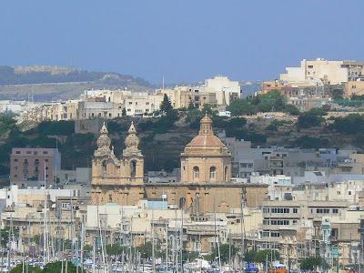 Obiective turistice Malta: Sliema
