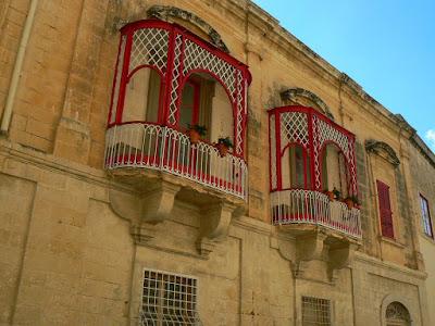 Obiective turistice Malta: Mdina, orasul tacut
