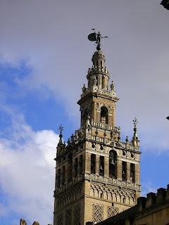 Imagini Andaluzia: Giralda Sevilla