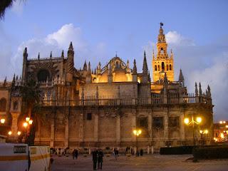 Obiective turistice Andaluzia: Catedrala Sevilla