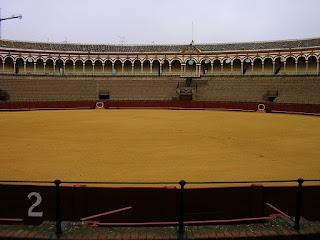 Imagini Andaluzia: Plaza de Toros Sevilla