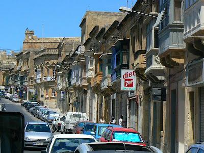 Imagini Malta: capitala insulei Gozo, Rabat