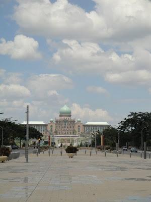 Putrajaya este noua capitala Malaezia