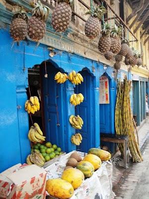 Magazin fructe exotice Nepal