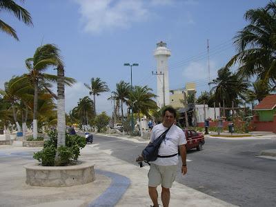 Palmieri pe insula exotica