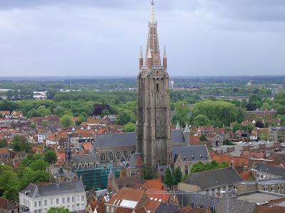 Catedrala Sf. Maria Brugge