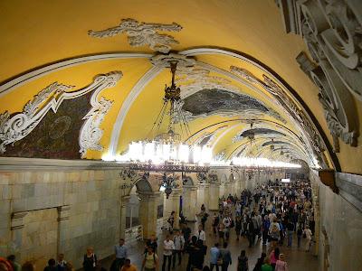 Statia metro Kurskaya