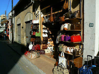 Shopping Cipru: bazarul din Nicosia