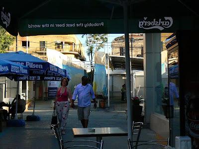 Imagini Nicosia: la nord de Linia Verde, prin bazar