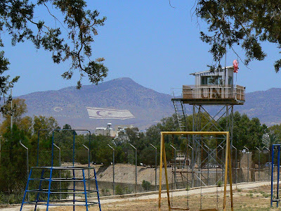 Urme razboi Cipru: Linia Verde
