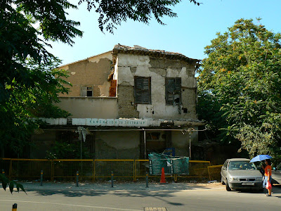 Imagini Cipru: Cafe Spitfire in Nicosia