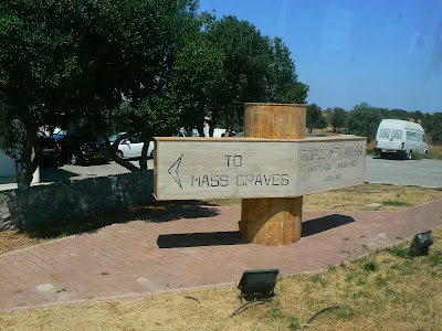 To Mass Graves: Nicosia turceasca