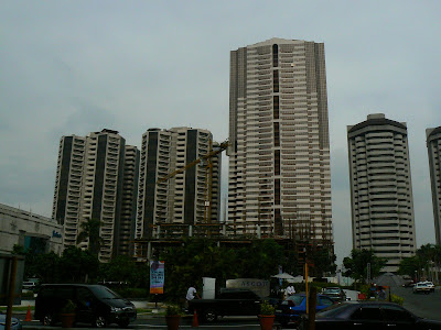 Imagini Manila: centrul modern al orasului