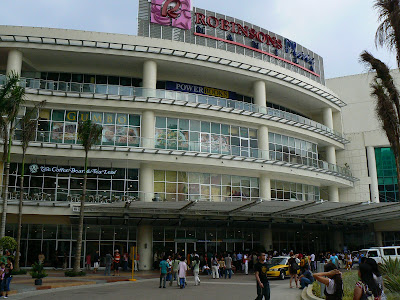 Shopping Filipine: Mall Robinson