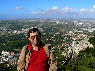 Imagini Sintra: Castelul Maurilor