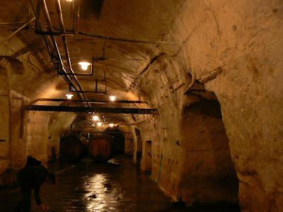 Undergrund la beraria din Plzen Cehia