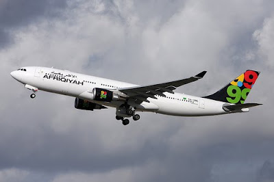 Afriqiyah Airlines