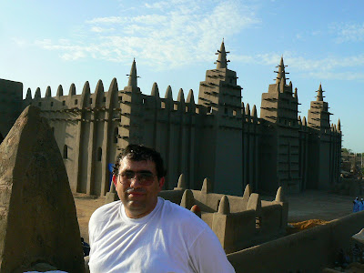 Obiective turistice Mali: Djenne Mosque