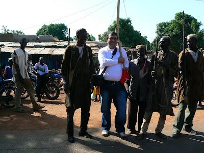 Imagini Mali: les chausseurs