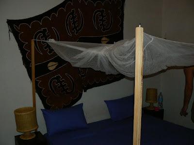 Cazare Mali: hotel Y'a Pas de Probleme Mopti - dormitor