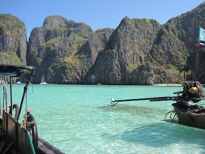 Obiective turistice Thailanda: insula Phi Phi